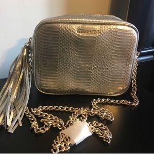 Silver VS bag